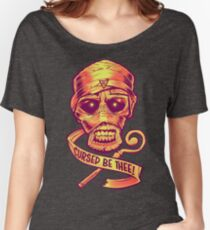 Classic Halloween: The Cursed Mummy Women's Relaxed Fit T-Shirt