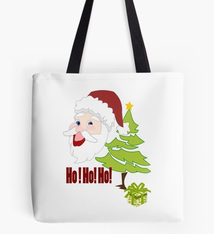 Santa T Shirt (1535 Views) Tote Bag