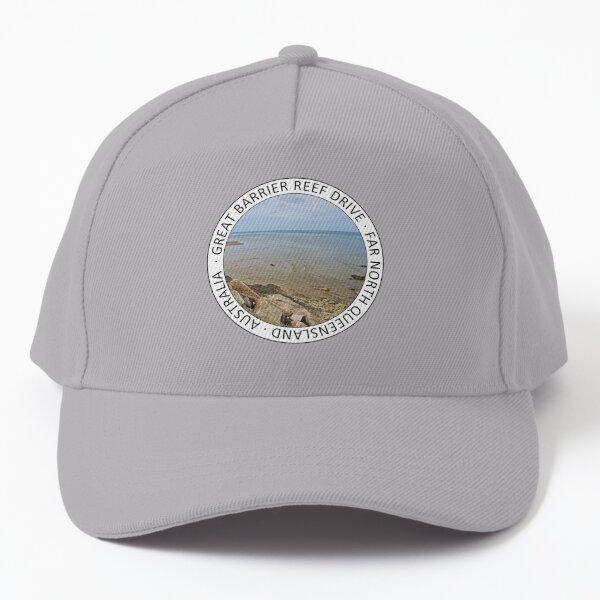 Great Barrier Reef Drive stop Baseball Cap