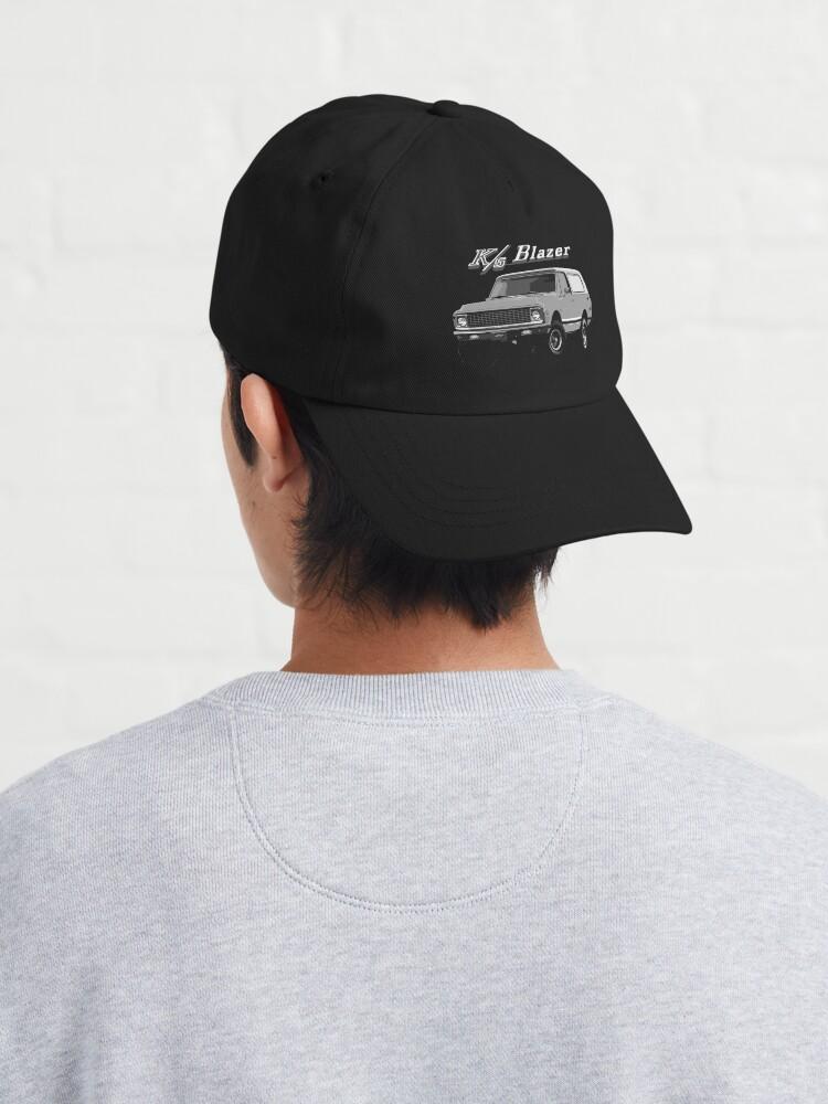 Alternate view of Vintage Chevy K5 Blazer Truck  Cap