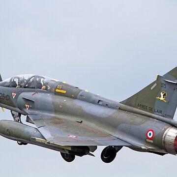 Dassault Mirage 2000N by criso