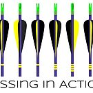 Archery   Missing in Action by 8eye