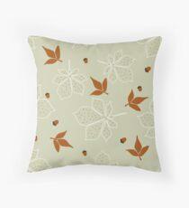 To Celebrate Autumn  Throw Pillow