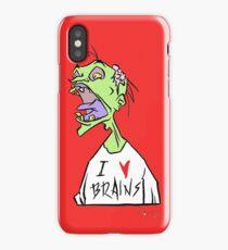 Brains! iPhone Case/Skin