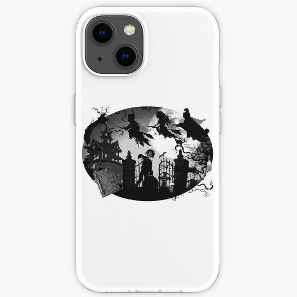 Think Hocus Pocus iPhone Soft Case