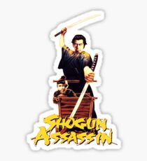 Assassin & Son Sticker