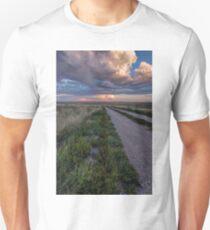 Pawnee Grasslands Sunset #3 T-Shirt