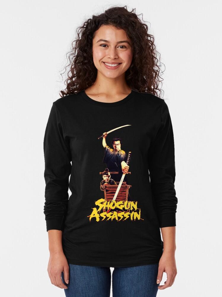Alternate view of Assassin & Son Long Sleeve T-Shirt