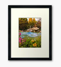 Pixie Hollow Dreams Framed Print