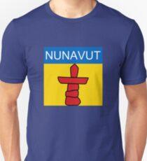 Nunavut Logo (Canada) Unisex T-Shirt