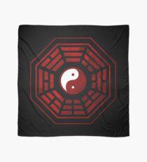 Yin Yang roter Pangua Tuch