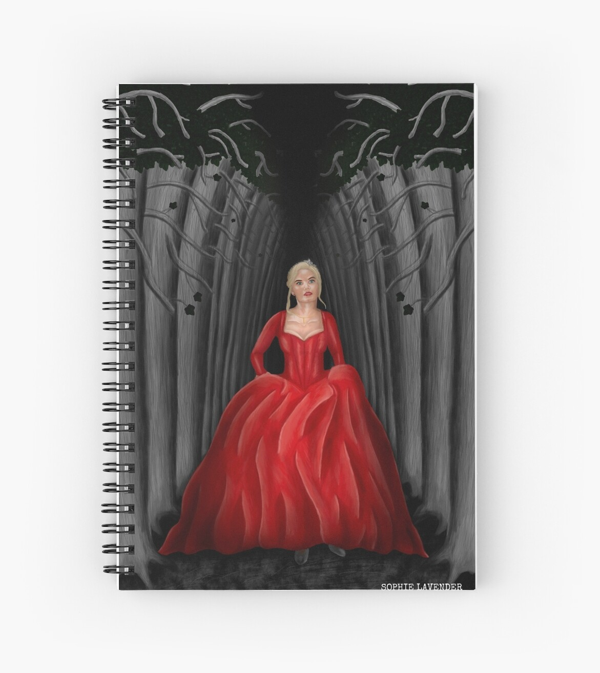 Quot Emma Swan Once Upon A Time Quot Spiral Notebooks By Sophie