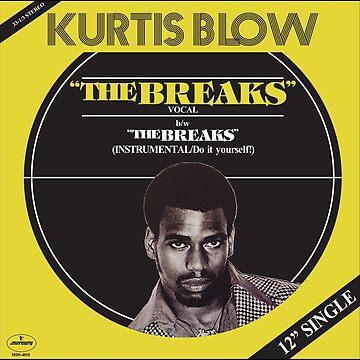 """The Breaks (original 12"""" cover) by ewhiteside1"""