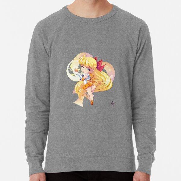 Chibi Super Sailor Venus Lightweight Sweatshirt