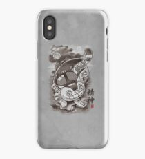 Traditional Nekobasu Variant iPhone Case/Skin