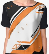 CS:GO - Asiimov Women's Chiffon Top