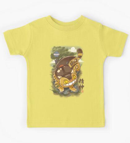 Traditional Nekobasu  Kids Clothes