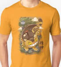 Traditional Nekobasu  Unisex T-Shirt