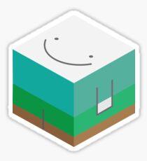 Sole Cube Sticker