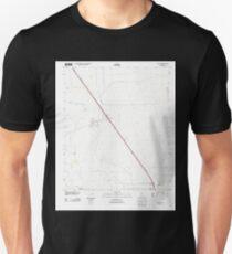USGS TOPO Map Arizona AZ Red Rock 20111125 TM T-Shirt