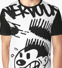 Nervous Records Graphic T-Shirt