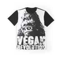 harambe vegan revolution Graphic T-Shirt
