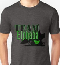 Team Elphaba Unisex T-Shirt