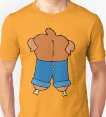 Denim Chicken T-Shirt