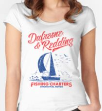 Dufresne and Redding Women's Fitted Scoop T-Shirt