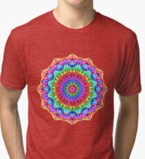 Marker Mandala Tri-blend T-Shirt