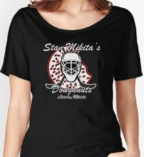 Stan Mikita's Doughnuts Women's Relaxed Fit T-Shirt