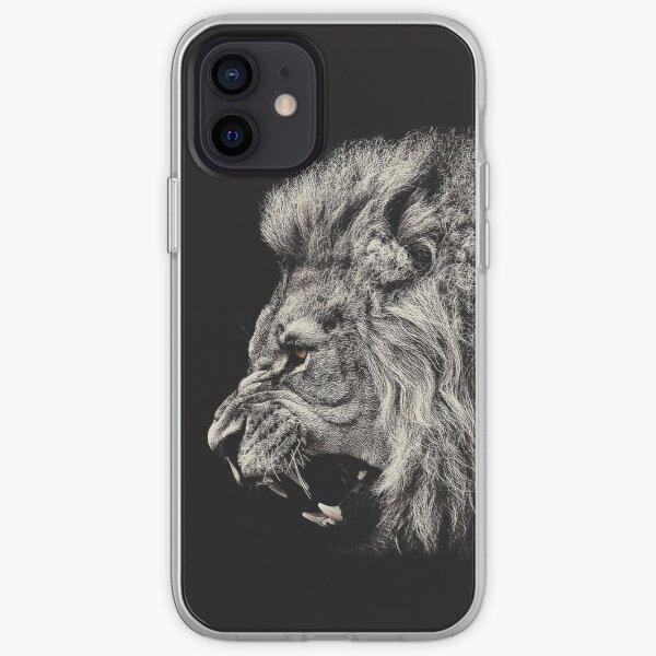 Roaring Lion iPhone Soft Case