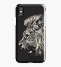 Roaring Lion iPhone Case/Skin