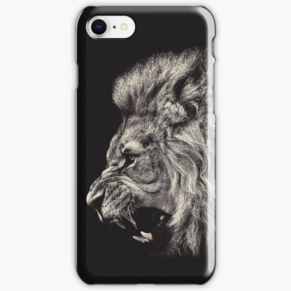 Roaring Lion iPhone Snap Case