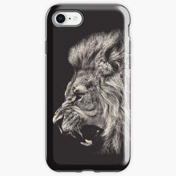 Roaring Lion iPhone Tough Case