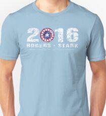Stark & Rogers: 2016 Unisex T-Shirt
