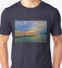 Intracoastal Sunrise  Unisex T-Shirt