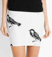 FIG.2: BROKEN SPARROW Mini Skirt