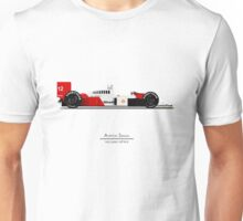 McLaren MP4/4 - Senna **PLEASE READ DESCRIPTION** Unisex T-Shirt