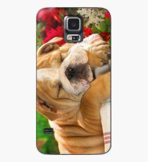 Sleeping Cutie Case/Skin for Samsung Galaxy