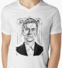The 12th (Light Variant) Men's V-Neck T-Shirt