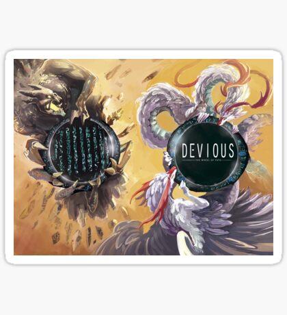 Dioses antiguos Pegatina