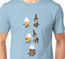 Character Fusion - Root Beer Float Unisex T-Shirt