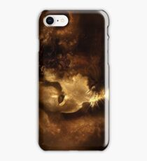 Smoke Lion iPhone Case/Skin