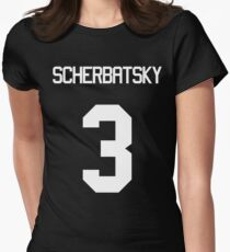 SCHERBATSKY Women's Fitted T-Shirt