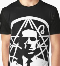 The Outsider (H.P. Lovecraft) Graphic T-Shirt