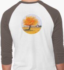yellow-orange T-Shirt