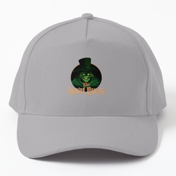 The Haunted Mansion - Ghost  Baseball Cap