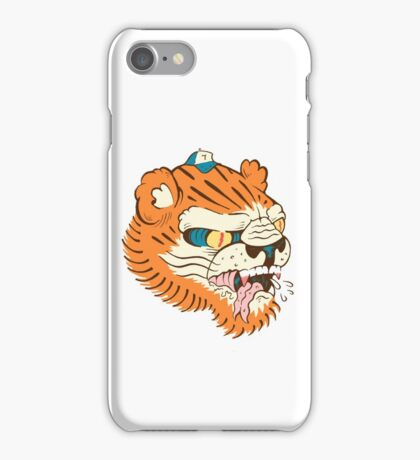Toni the Tiger iPhone Case/Skin