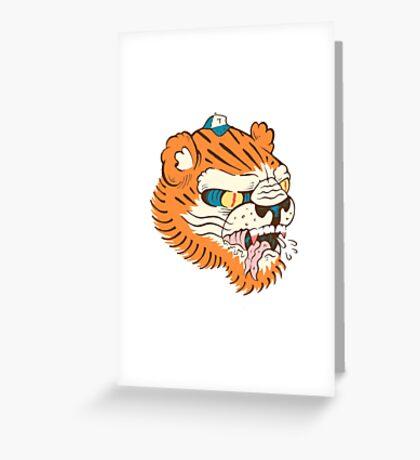 Toni the Tiger Greeting Card